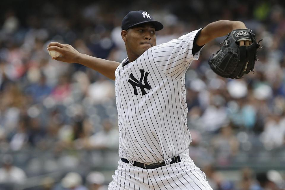 Nova gets first career shutout, Yanks beat Orioles