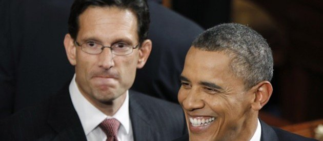 Limbaugh: Cantor Lost Because 'His Constituency Became Barack Obama And House Leadership'