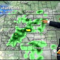 Friday Afternoon Forecast: More Scattered Storms In Our Future