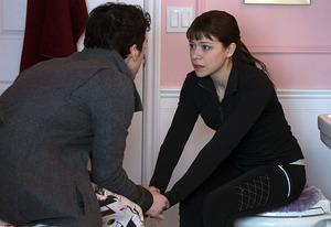 Jordan Gavaris and Tatiana Maslany | Photo Credits: Christos Kalohoridis/BBC America