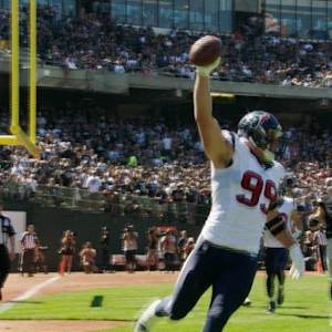 'Inside the NFL': How dominant is Houston Texans defensive end J.J. Watt?