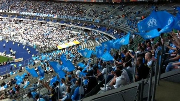 Marseille supporters (AFP)