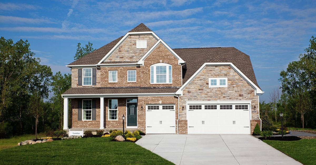 New Ryan Homes in Beavercreek