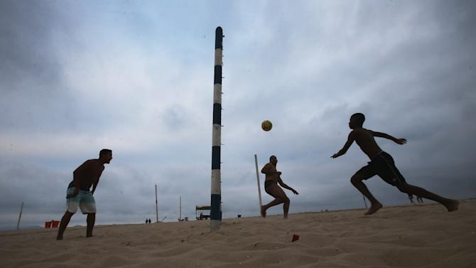 One Year Out, Rio Continues Preparations For The 2016 Olympics