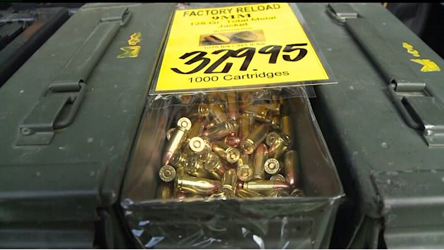 Ammo: Huge Draw At Del Mar Gun Show
