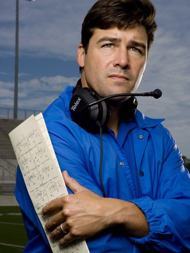 Coach Eric Taylor, Friday Night Lights