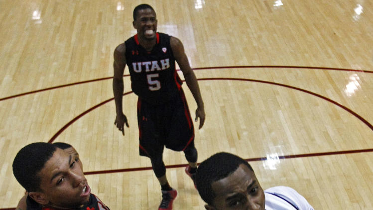 NCAA Basketball: Utah at Arizona State