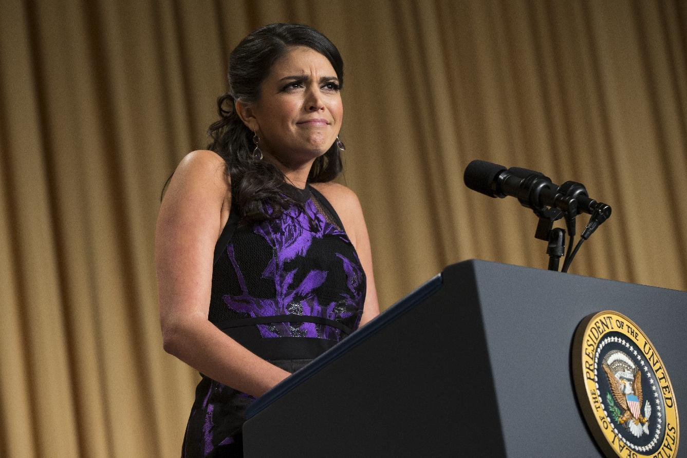 White House Correspondents' Dinner: Cecily Strong's 5 Best Jokes
