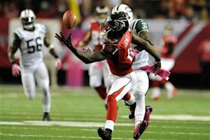 NFL: New York Jets at Atlanta Falcons