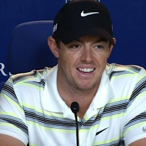 Rory McIlroy talks about his trophy room before THE PLAYERS