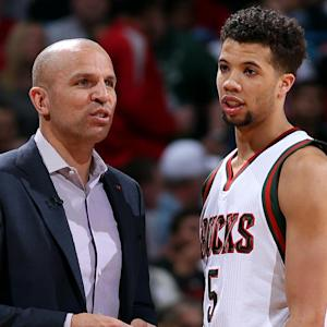 Jason Kidd's 'instant' impact with Bucks