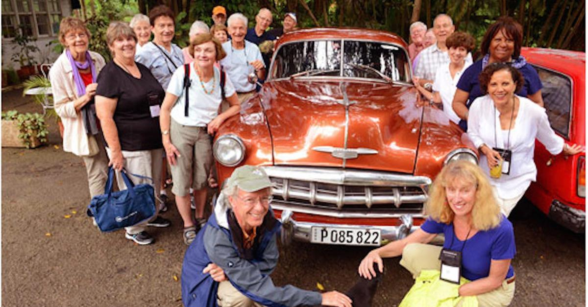 Cuba Trip for People over age 50+