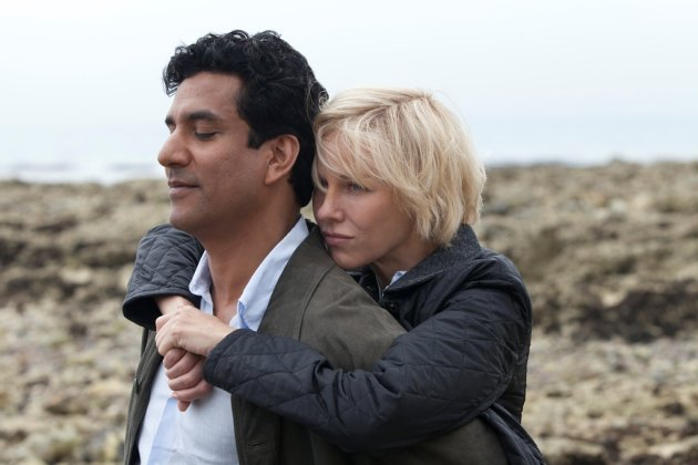 Naveen Andrews and Naomi Watts in 'Diana'