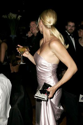 Nicollette Sheridan Governor's Ball Emmy Awards - 9/18/2005