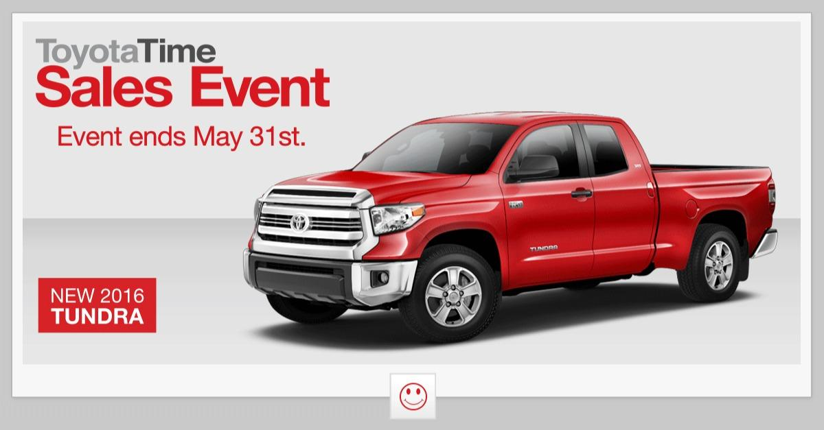 Checkout the New Look of the 2016 Tundra