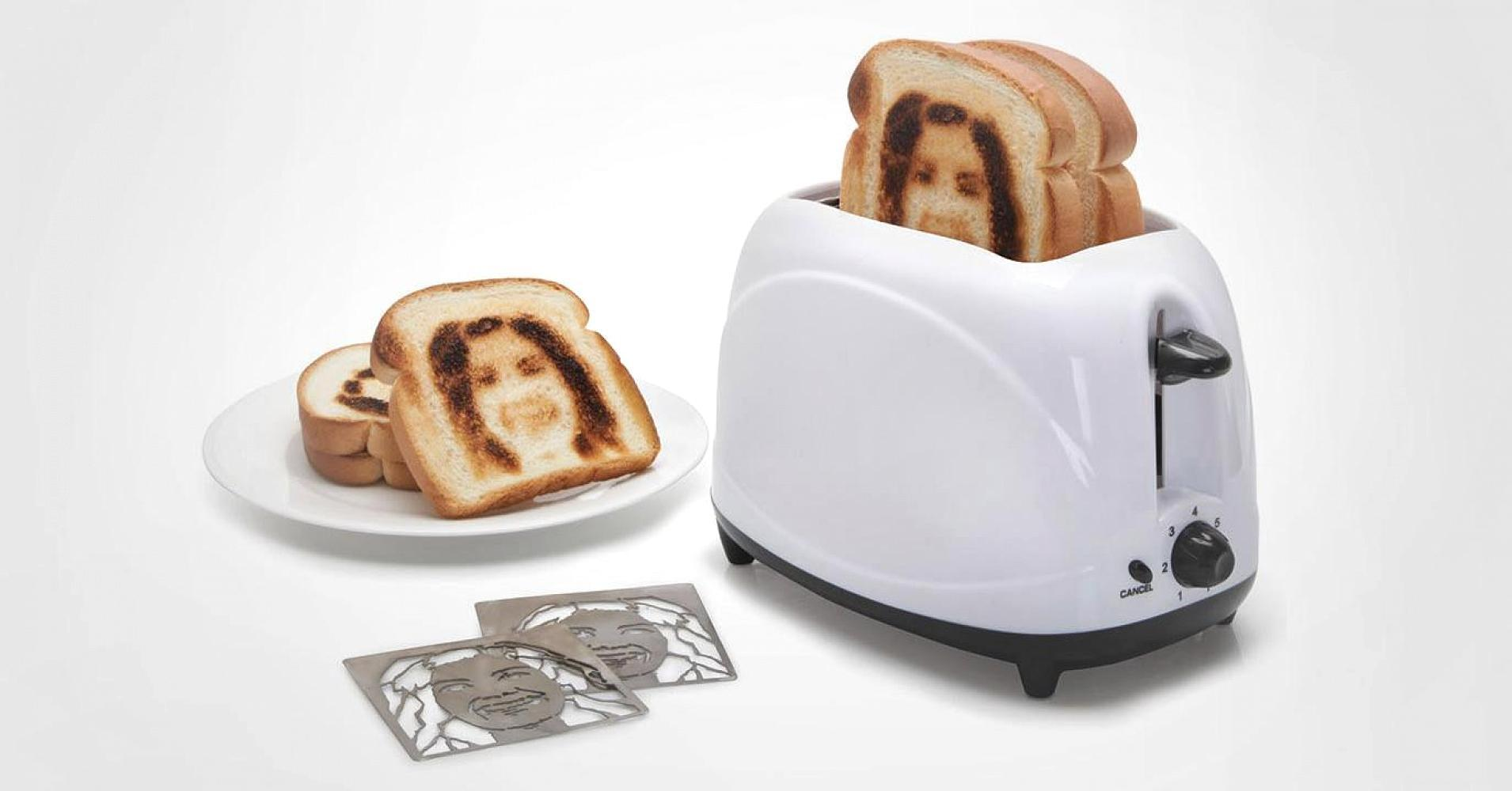 Selfie toaster and other holiday must-haves: VC