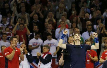 Great Britain v United States of America - Davis Cup World Group First Round