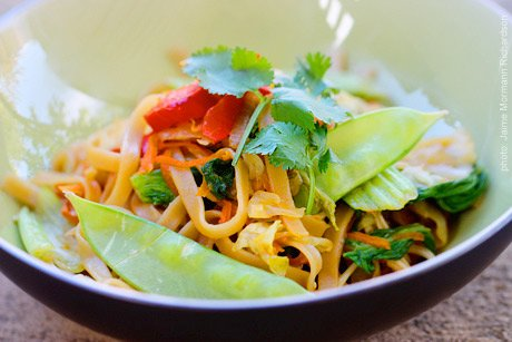 Asian Takeout Noodles
