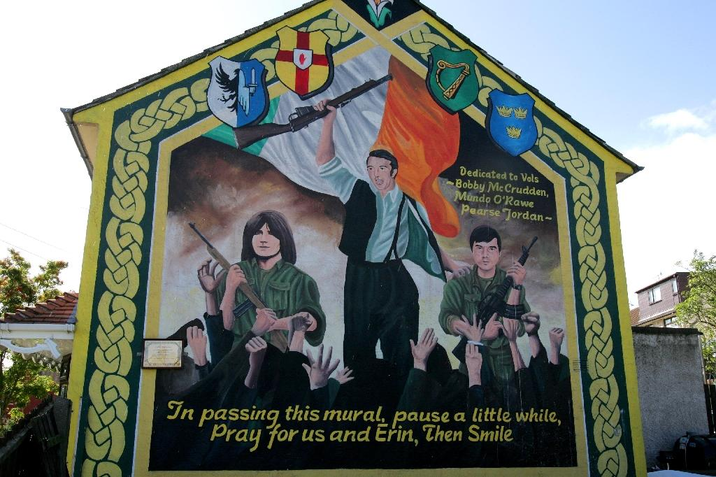 Spectre of IRA shakes N. Ireland's fragile stability