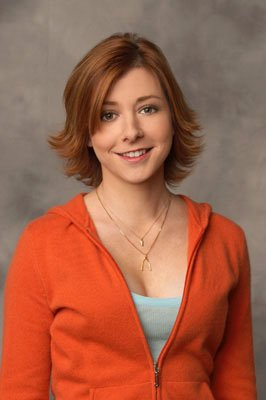 "Alyson Hannigan as Lily CBS' ""How I Met Your Mother"" How I Met Your Mother"
