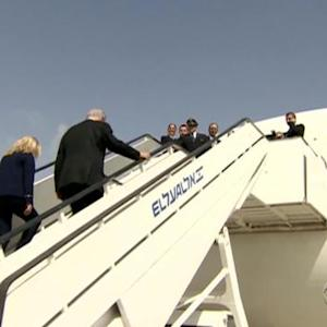 Netanyahu flies to Washington to address Congress amid tensions