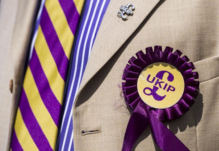 Insults fly as MEP leaves UKIP for Tories