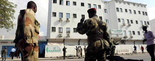 Bloody end to 12-hour Somali hotel siege