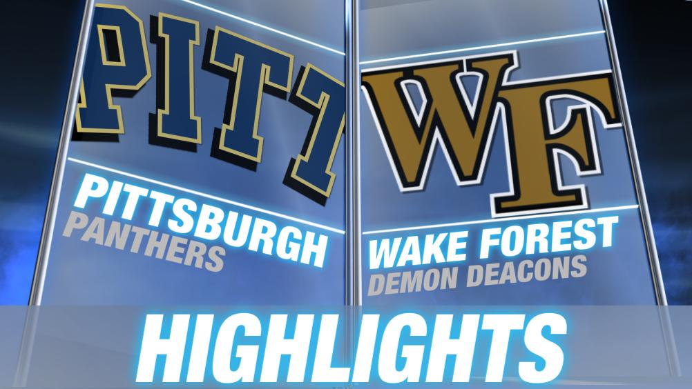 Miller-McIntyre leads Wake Forest over Pittsburgh 69-66