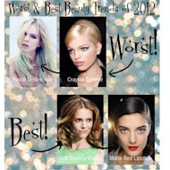 The Worst & Best of 2012 Beauty