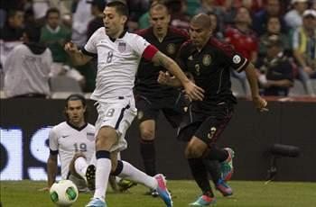 Poor result not referee's fault, says Salcido