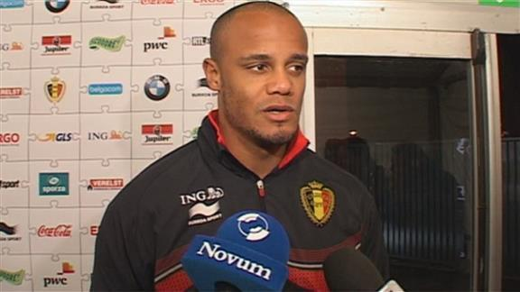 Vincent Kompany: 'England can reach the semi finals'