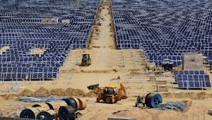 India has invested massively in clean energy, and vows…