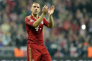 Ribery on the verge of Bayern extension