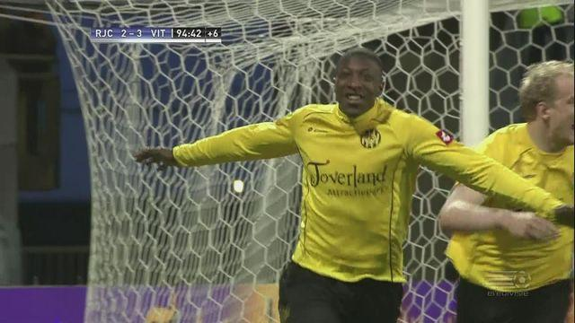 Roda steal late draw against Vitesse
