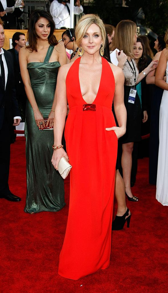 15th Annual Screen Actors Guild Awards 2009 Jane Krakowski