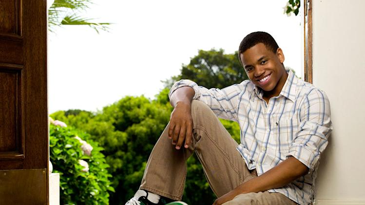 Tristan Wilds stars as Dixon in 90210