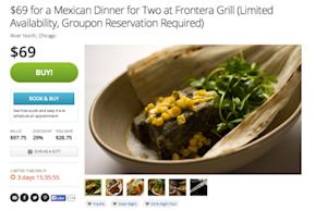 Groupon Unveils Time-Based Deals for All Local Businesses that Accept Reservations or Take Appointments
