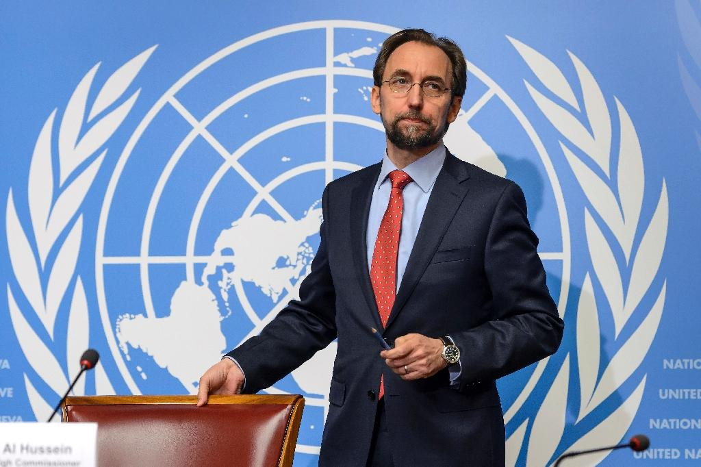 UN rights chief seeks wider probe into C.Africa peacekeeper abuses