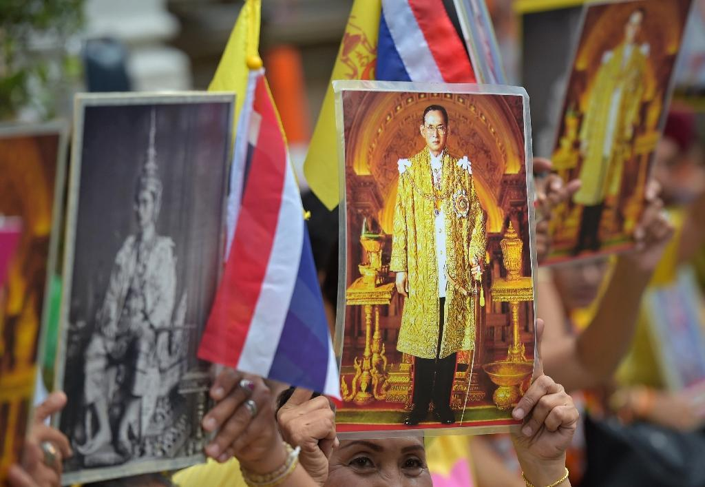 Thai general sought as royal defamation probe widens