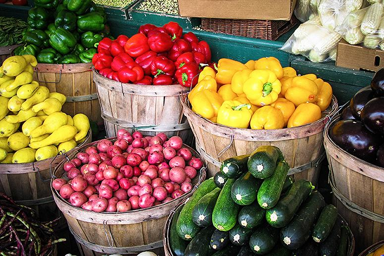 Yes, the Local, Sustainable Fruits and Vegetables You Buy Do Taste Better