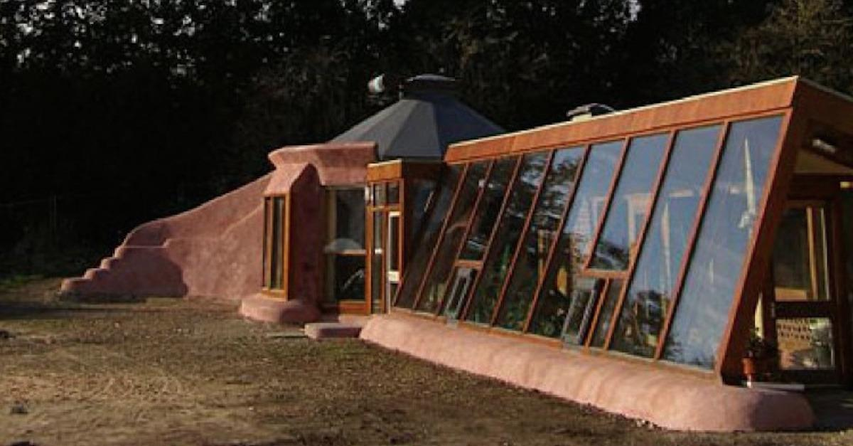 8 Reasons Why An Earthship Should Be Home
