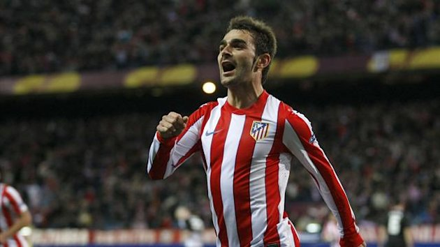 FOOTBALL - 2011/2012 - Atletico Madrid - Adrian