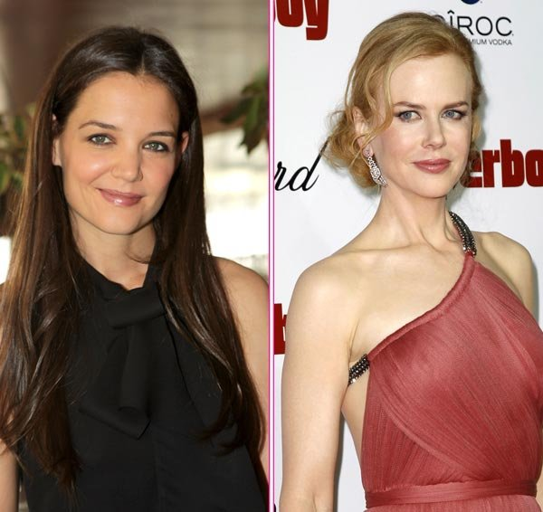 Katie Holmes' Secret Phone Calls With Nicole Kidman About Divorce