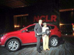 Toyota Celebrates Latino Business Success at 2013 National Council of La Raza Annual Conference
