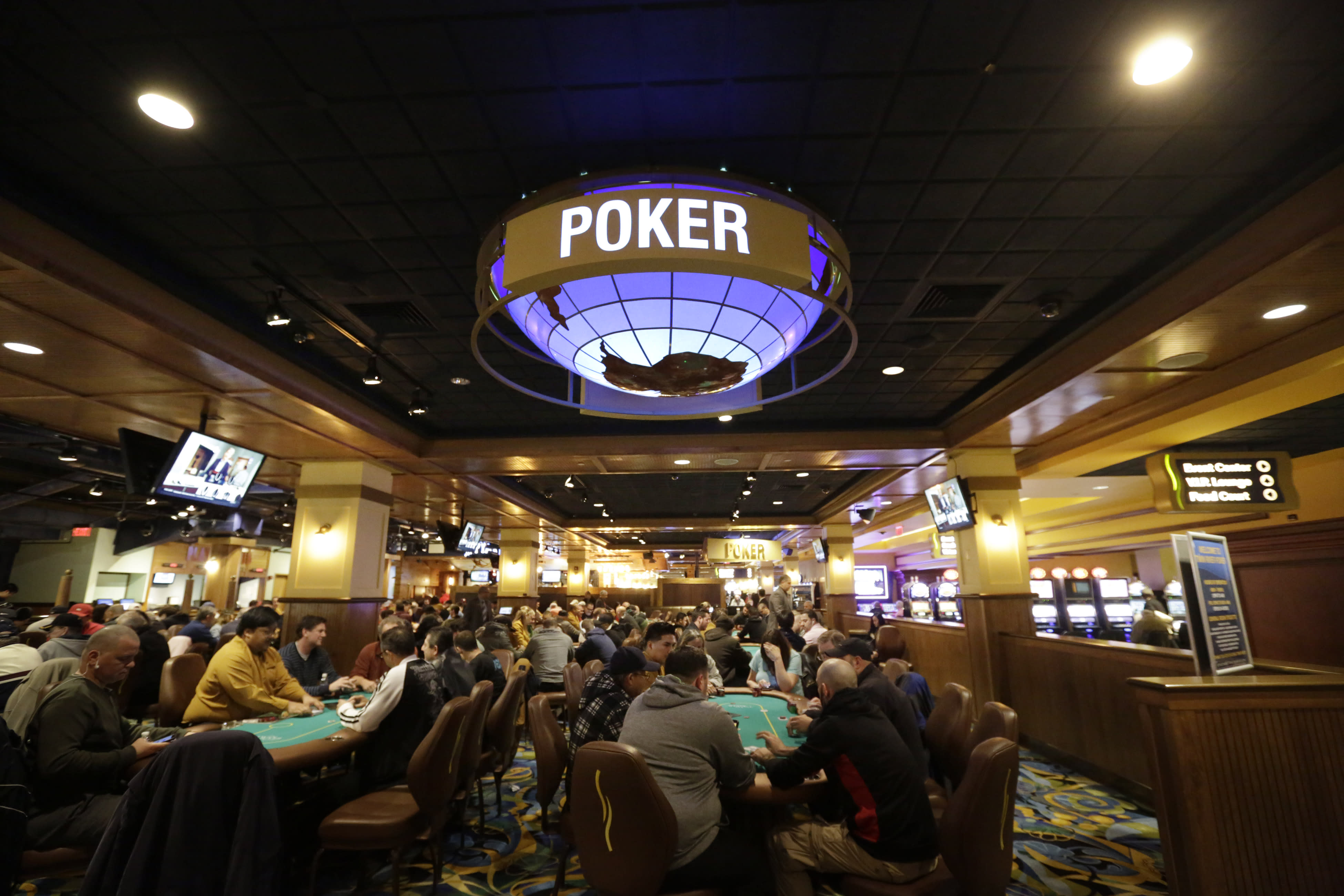 Tattoos, martial arts and poker? Casinos wooing millennials
