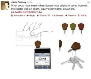 Oddity and Insight on Twitter Founder Jack Dorsey's Busy Day