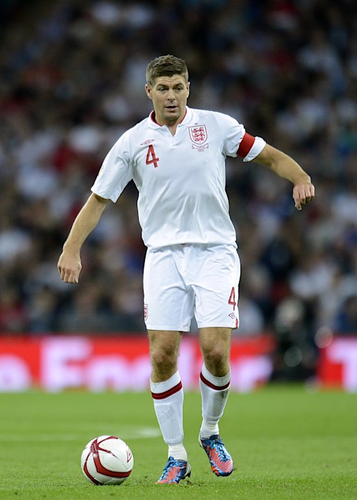 Steven Gerrard has been passed fit to win his 100th England cap on Wednesday