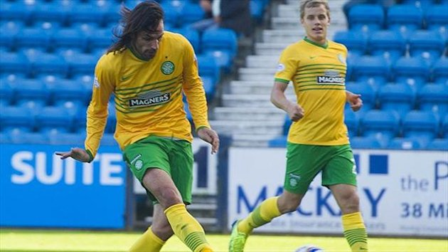 Georgios Samaras says Celtic need to be clinical against Barcelona