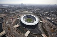 The Olympic Park had been visited by more than a million people by Sunday, August 5