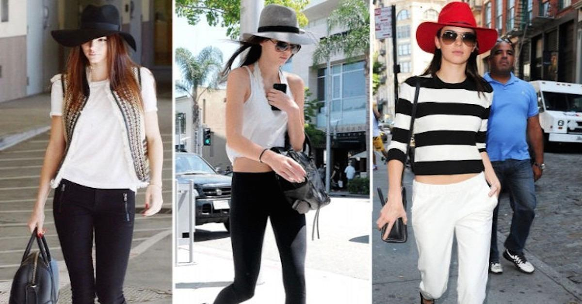 13 Wardrobe Staples Kendall Jenner Loves To Rock
